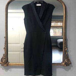 Navy ASOS Dress (by Closet London)